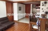 PLE550, Apartamento amoblado Santa Barbara Bogotá
