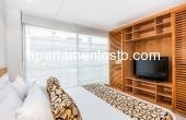 OBE2ALC, Apartamento amoblado dos habitaciones Santa Barbara Bogotá